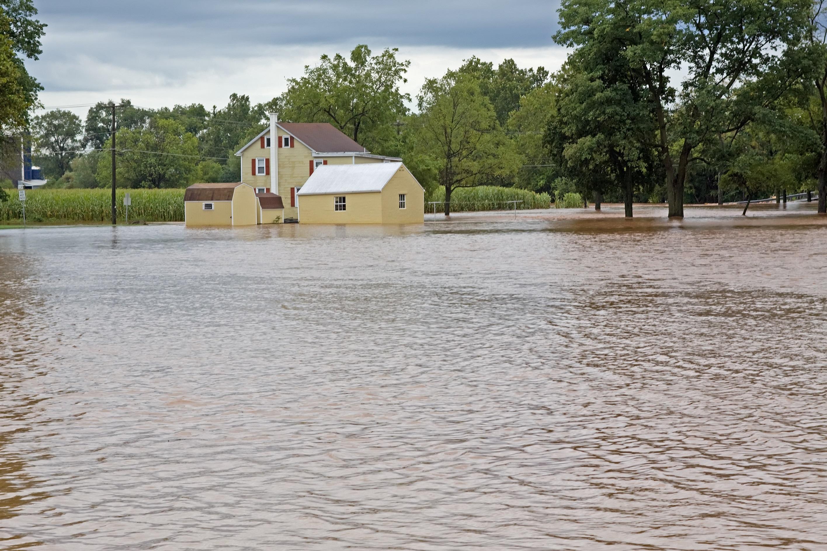 Inondation, quoi faire après